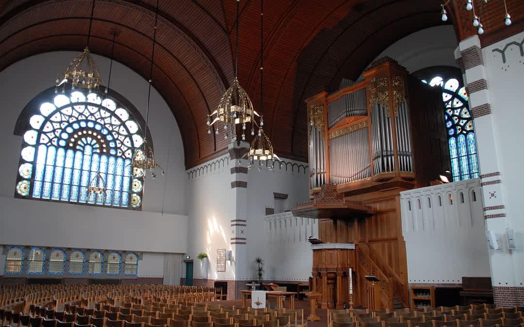 Orgelrestauratie Adventskerk
