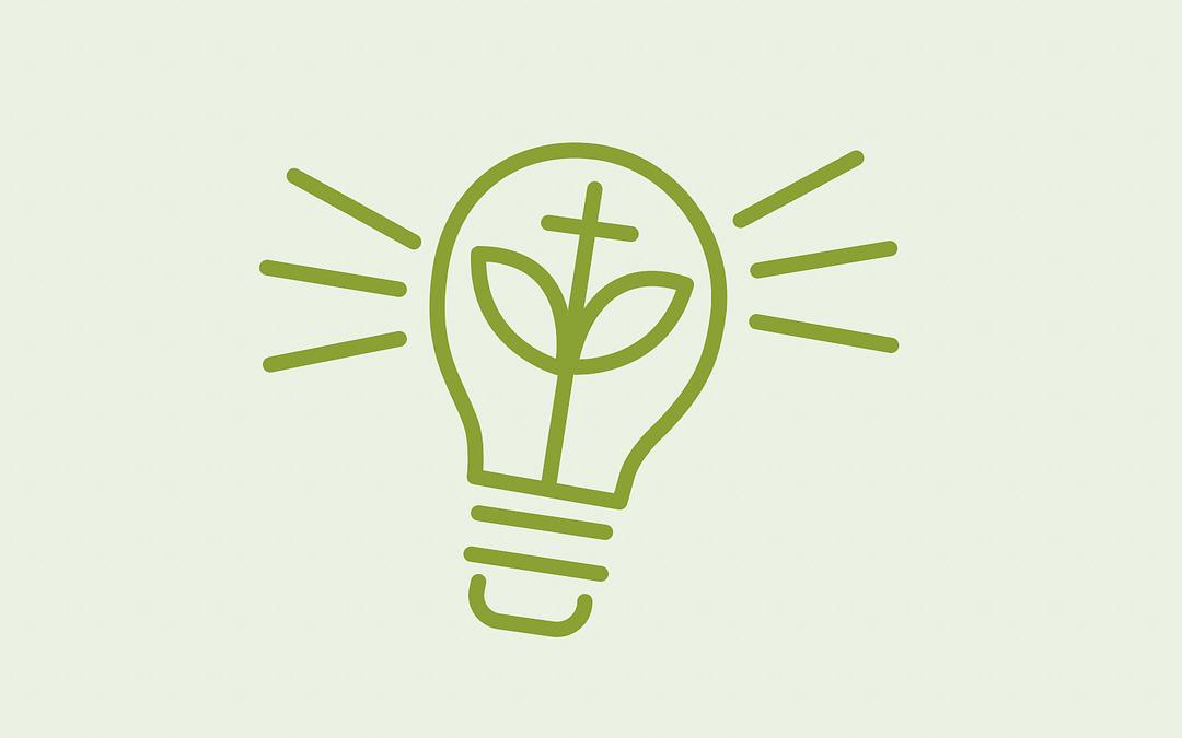 Maak een innovatief plan voor het verkleinen van je ecologische voetafdruk!