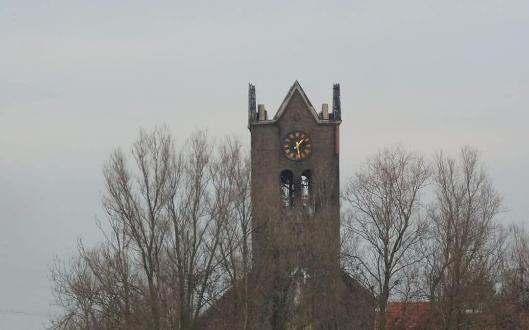 Kerk-zijn in Hoogmade